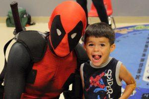BrightStart Pediatrics Super Friday 2016