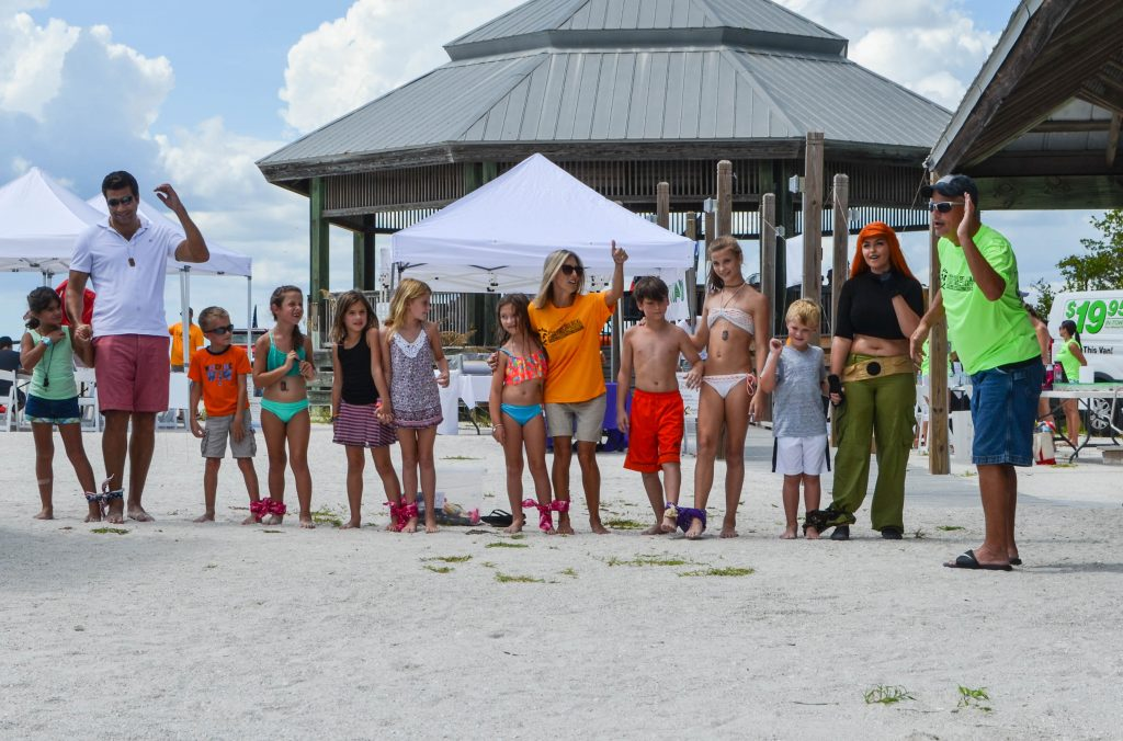 Guardians of Justice Kaikoa Beach Bash with Salt Warriors