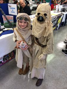 Guardians of Justice at Auburndale CityCon